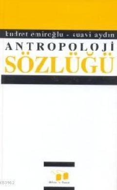 Antropoloji Sözlüğü