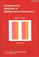 Fundamental Methods Of Mathematıcal Economics 3th