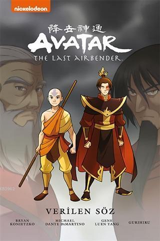 Avatar : The Last Airbender : Verilen Söz