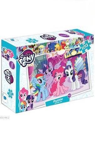 My Little Pony 100 Parça