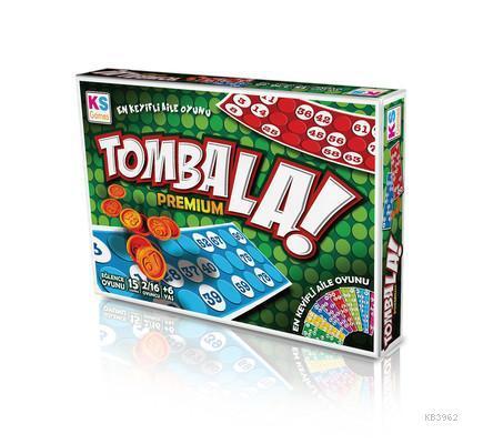KS Games Lüks Tombala T237