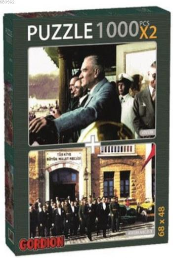 Atatürk Mecliste; 1000 X2