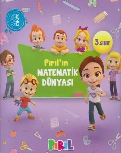 Pırıl'ın Matematik Dünyası 3. Sınıf