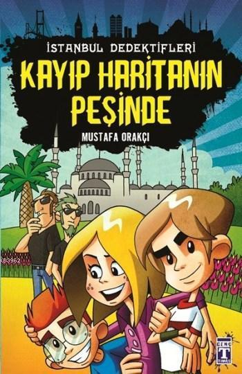 İstanbul Dedektifleri; Kayıp Haritanın Peşinde