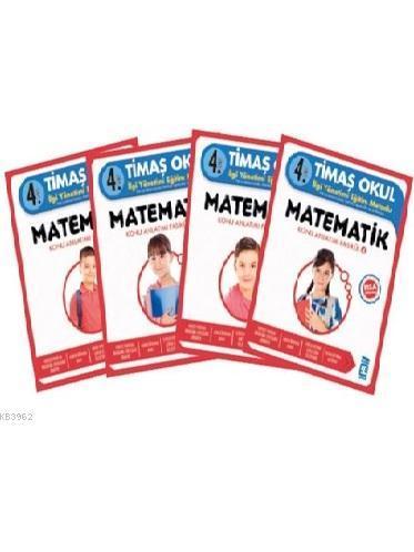 4. Sınıf Matematik Konu Anlatımı (4 Kitap Fasikül)