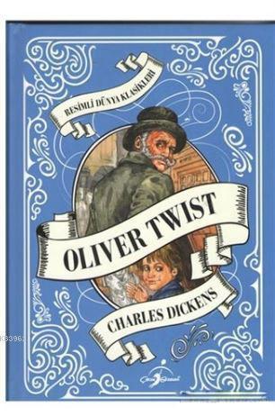 Oliver Twist; Resimli Dünya Klasikleri