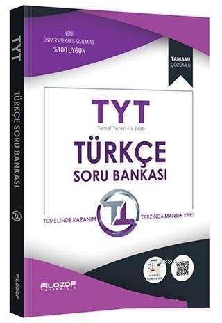 2019 TYT Türkçe Soru Bankası; Tamamı Çözümlü
