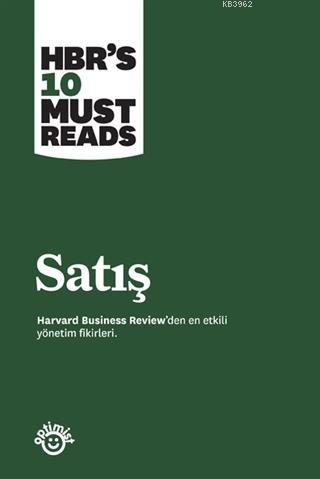 Satış; Harvard Business Rewiew Press
