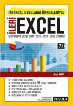 İleri Excel; Finansal Uygulama Örnekleriyle