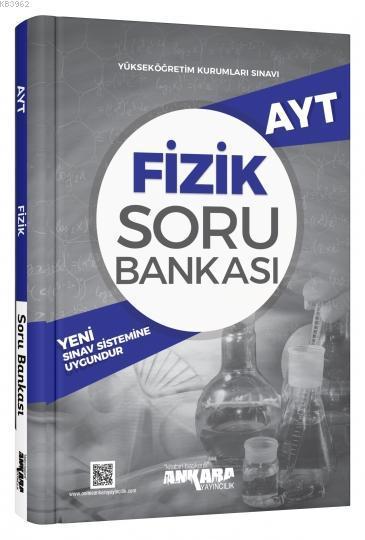 Ankara Yayınları AYT Fizik Soru Bankası Ankara