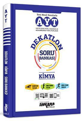 YKS AYT Dekatlon Kimya Soru Bankası