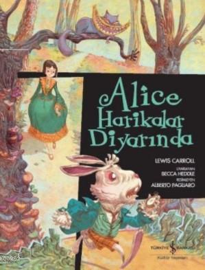 Alice Harikalar Diyarında; Çizgilerle Klasikler Dizisi