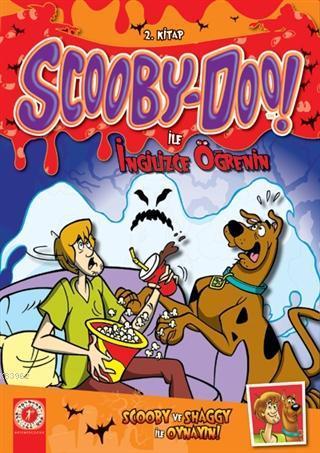 ScScooby-Doo! İle İngilizce Öğrenin 2.Kitap; Scooby ve Shaggy İle Oynayın