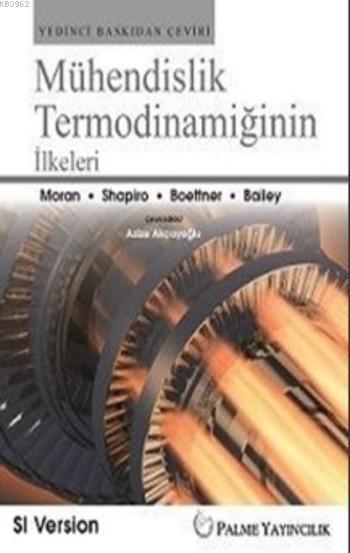 Mühendislik Termodinağiminin İlkeleri; Sl Version