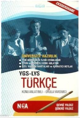 YGS - LYS Türkçe Cep Kitabı; Konu Anlatımlı