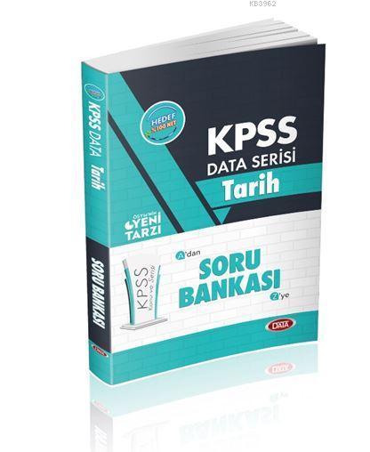 2019 KPSS Data Tarih Soru Bankası