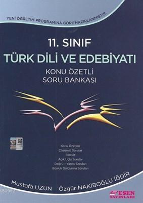 11.Sınıf Türk Dili ve Edebiyatı Konu Özetli Soru Bankası (Yeni Müfredat)