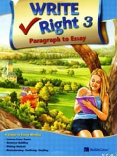 Write Right Paragraph to Essay 3 with Workbook (14-17 Yaş)
