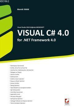 Visual Studio 2010 ile Microsoft Visual C# 4.0; for .NET Framework 4.0