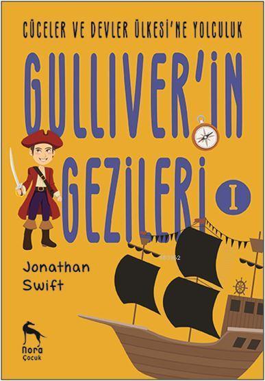 Gulliver'in Gezileri 1; Cüceler ve Devler Ülkesi'ne Yolculuk