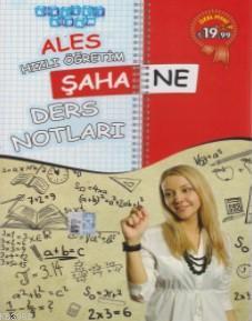 ALES Hızlı Öğretim Şahane Ders Notları