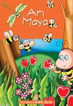 Turuncu Masallar - Arı Maya