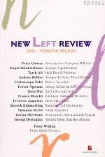New Left Review 2003; Türkiye Seçkisi