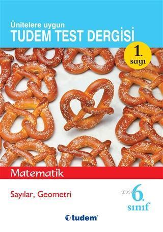 6.Sınıf Matematik Test Dergisi ( 8'li Set )