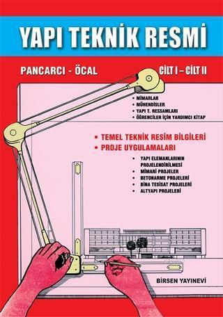 Yapı Teknik Resmi Cilt 1-2