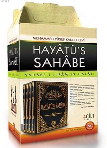 Hayâtü's Sahâbe (Deri Cilt-Şamua-4 Cilt)
