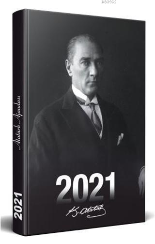 2021 Atatürk Ajandası; Başöğretmen