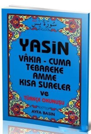 Yasin - Türkçeli (Çanta Boy)