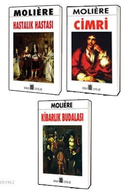 Moliere Klasikleri 3 Kitap Set