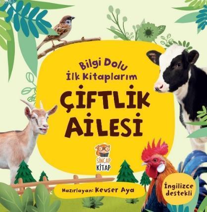 Bilgi Dolu İlk Kitaplarım - Çiftlik Ailesi