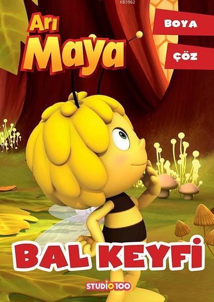 Arı Maya - Bal Keyfi; Boya, Çöz