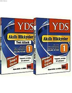 YDS Akıllı Hikayeler Test Attack Kelime Kitabı 1