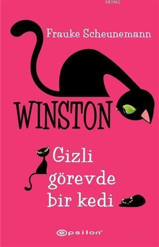 Winston 1: Gizli Görevde Bir Kedi