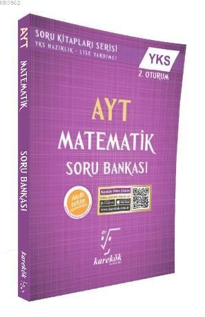 YKS 2. Oturum AYT Matematik Soru Bankası