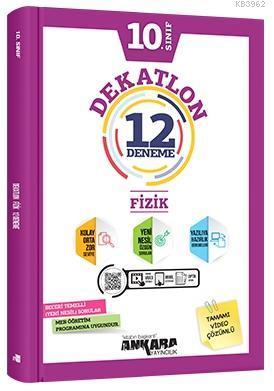 10.Sınıf Dekatlon Fizik 12 Deneme