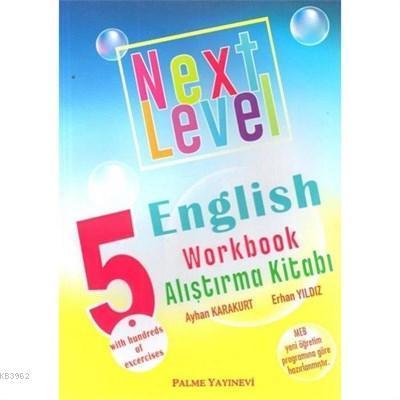 Palme Yayınları 5. Sınıf Next Level Workbook Alıştırma Kitabı Palme
