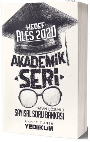 Yediiklim Hedef Ales Akademik Seri Say-Soru 2020