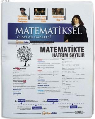 Tüm Sınavlar İçin Matematiksel Olaylar - Matematik Gazetesi