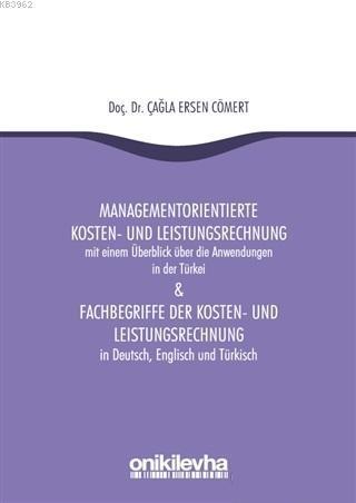 Managementorientierte Kosten-Und Leistungsrechnung And Fachbegriffe Der Kosten-Und Leistungsrechnung