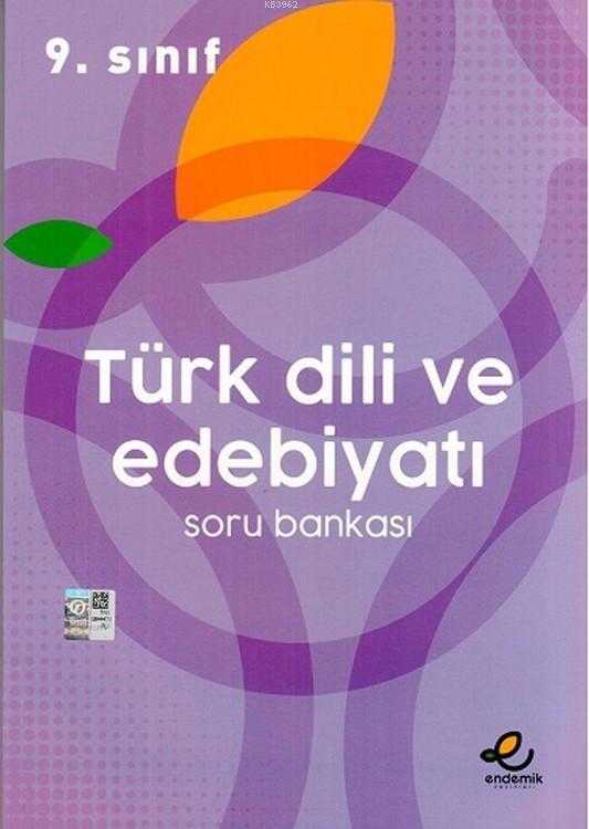 Endemik 9.Sınıf Türk Dili ve Edebiyatı Soru Bankası