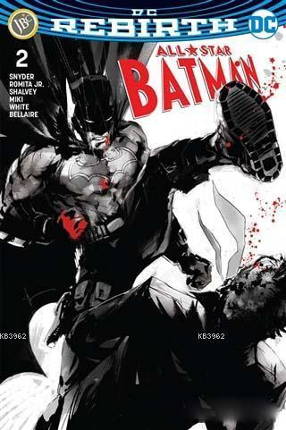All-Star Batman Sayı 2 (DC Rebirth)
