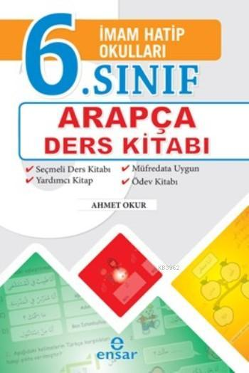 6.Sınıf Arapça Ders Kitabı