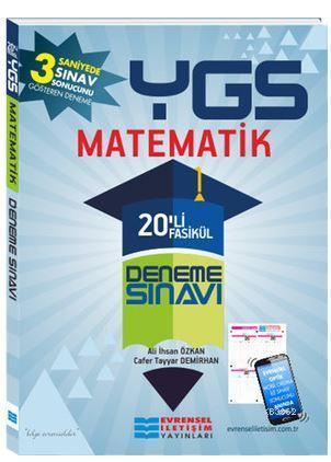 YGS Matematik 20'li Fasikül Deneme Sınavları