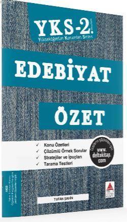 YKS 2. Oturum Edebiyat Özet