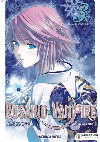 Rosario Vampire Sezon 2 (Cilt 3)