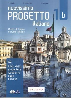 Nuovissimo Progetto italiano 1b (Libro+Quaderno+Esercizi interattivi+DVD+CD)